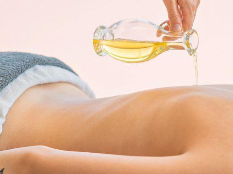 Massage - Aromamassage