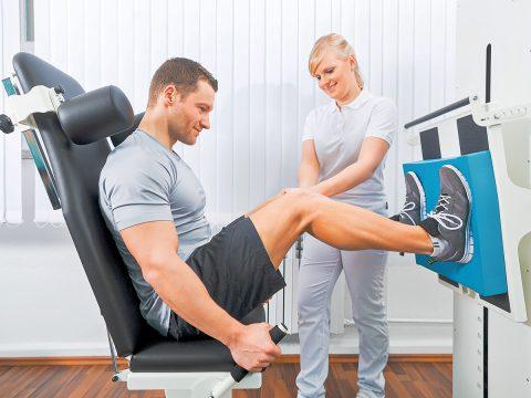 Physiotherapeuten (w/m/d) in Voll- oder Teilzeit