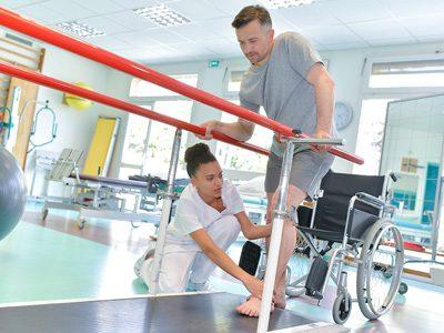 Gerätegestützte Krankengymnastik